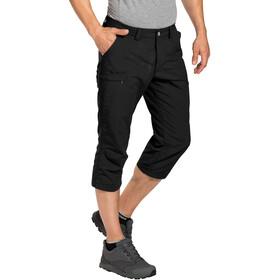 VAUDE Farley Pantalones Capri Hombre, black